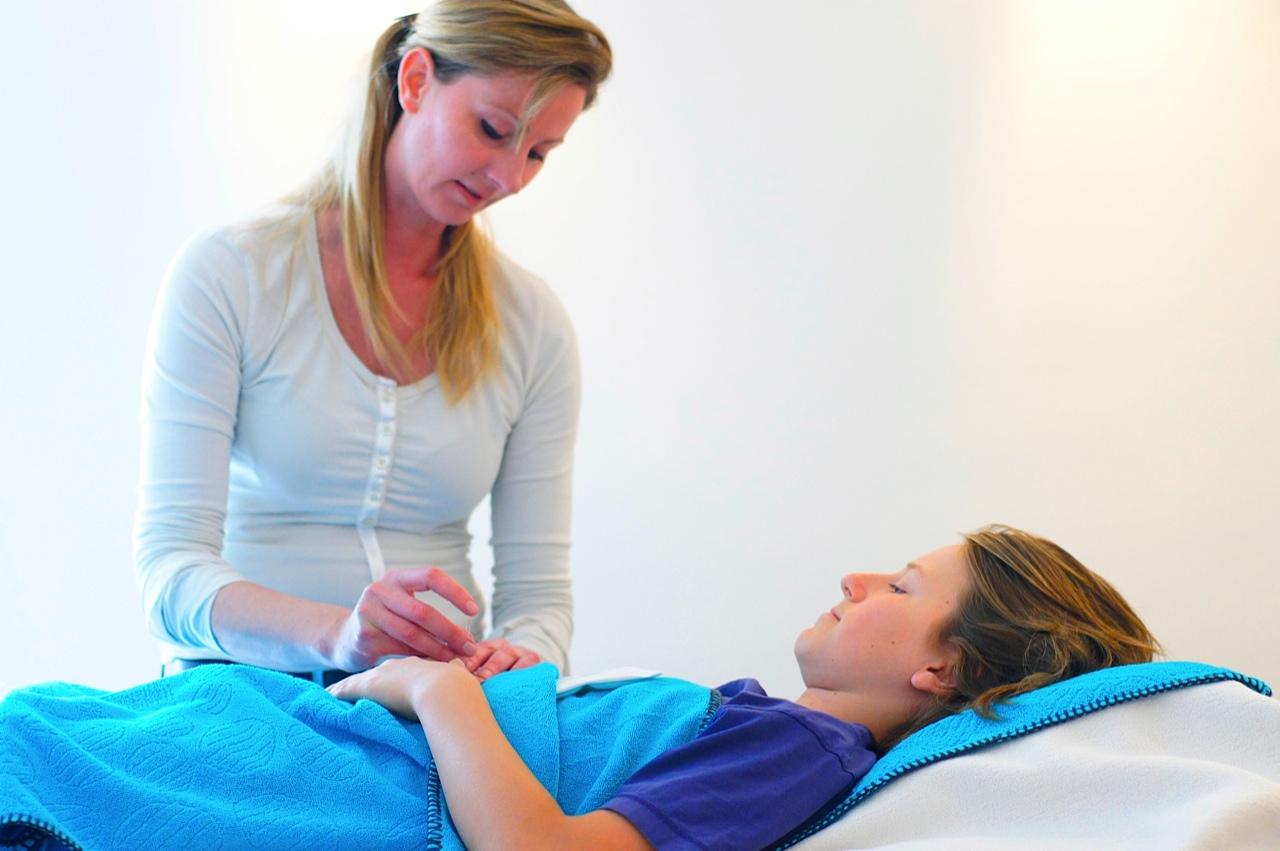 Praktijk Petra Tjeertes - Kinderen & Acupunctuur